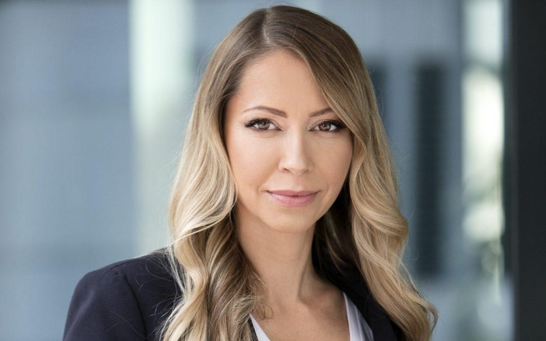Novou výkonnou riaditeľkou Poštovej banky je Melinda Burdanová