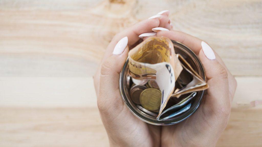 bezplatný vklad a výber v pobočke