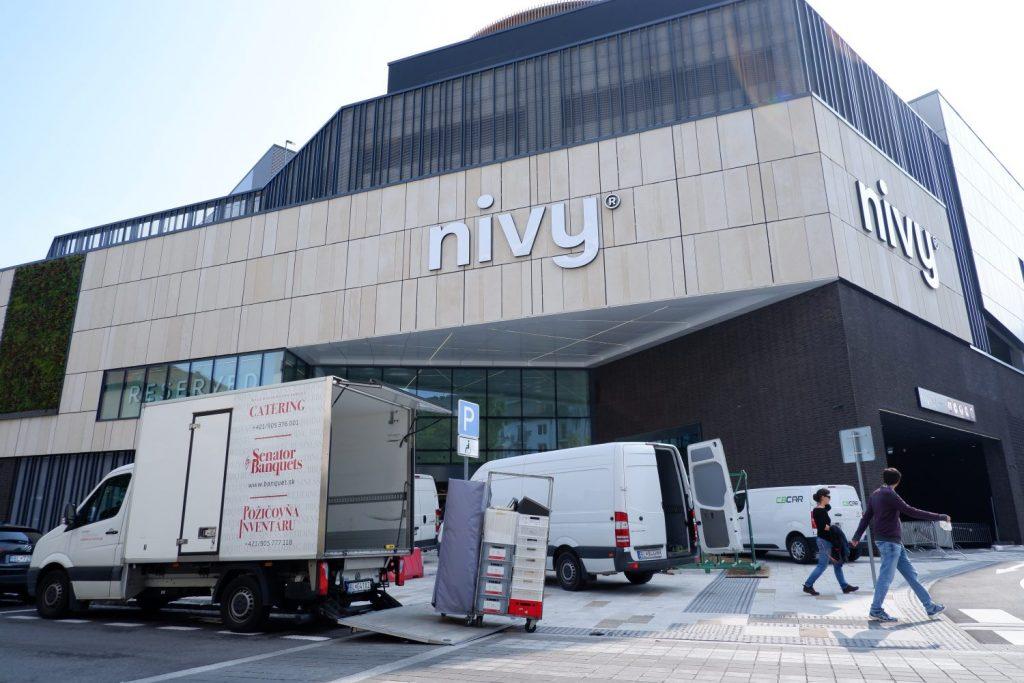 stanica Nivy
