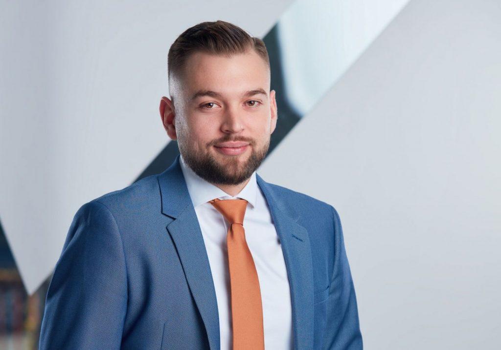Investičný riaditeľ Partners Asset Management Jakub Rosa