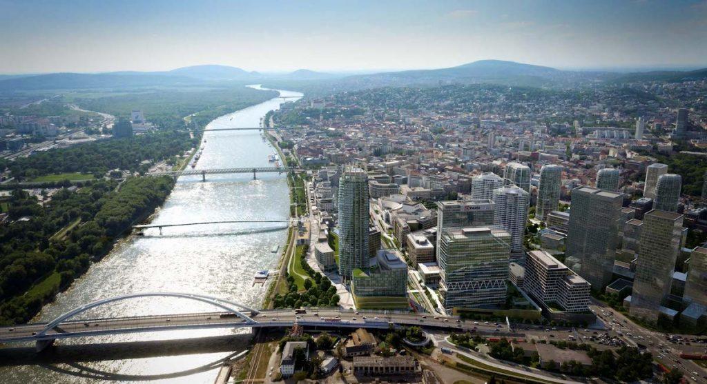 Mrakodrap v Bratislave