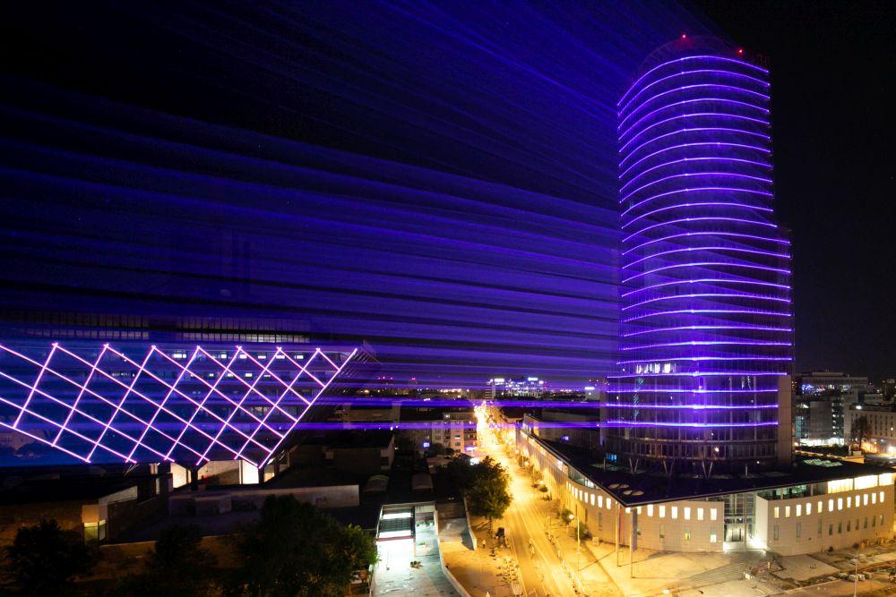 Centrála NBS dostane nové osvetlenie. Za takmer 250-tisíc eur